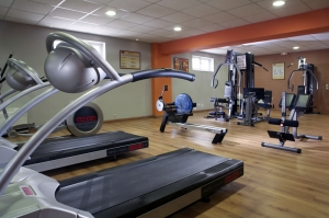 Fitness Center, Olympia Golden Beach Resort & Spa | Kastro Killini | Peloponnisos | Greece